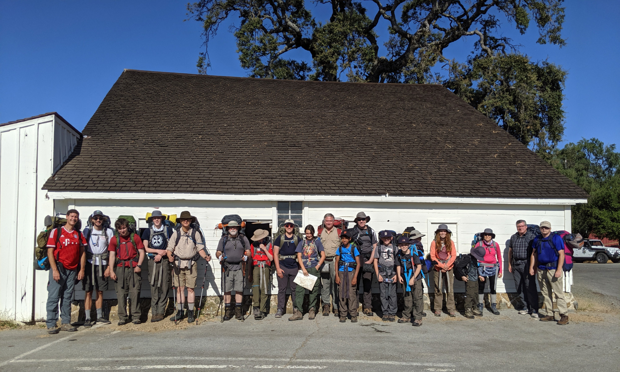 BSA Troop 260 - San Jose